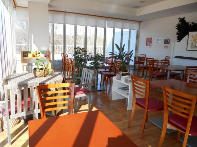 カフェ&レストラン「いがしら陽だまり亭」