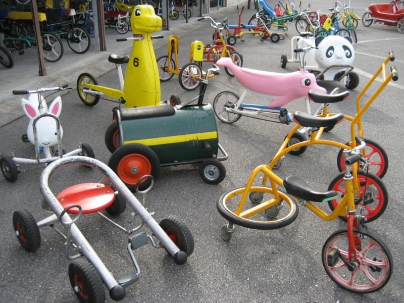 変り種自転車