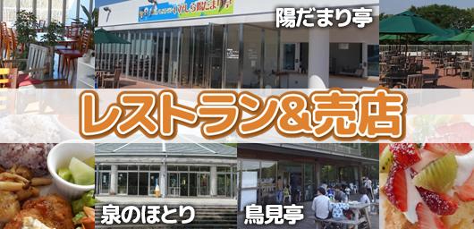 レストラン&売店