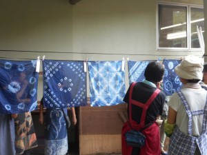 草木染教室2