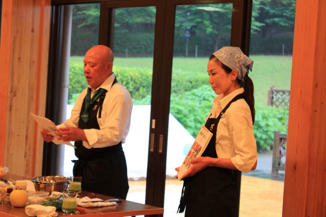 【中嶋塾の旬菜レシピ】ふわふわハンバーグのコツ