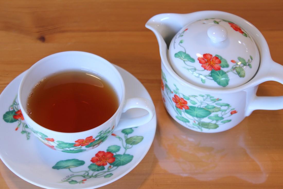 紅茶(ハーブガーデン)