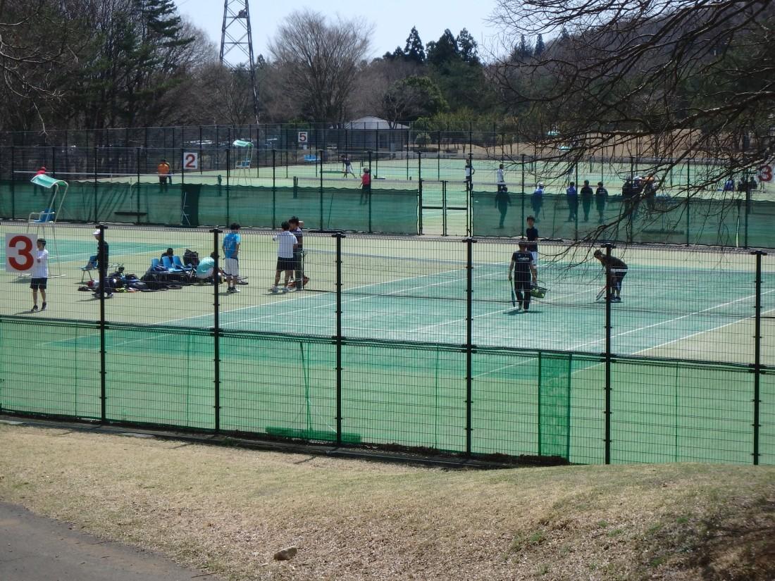テニスコート【有料】