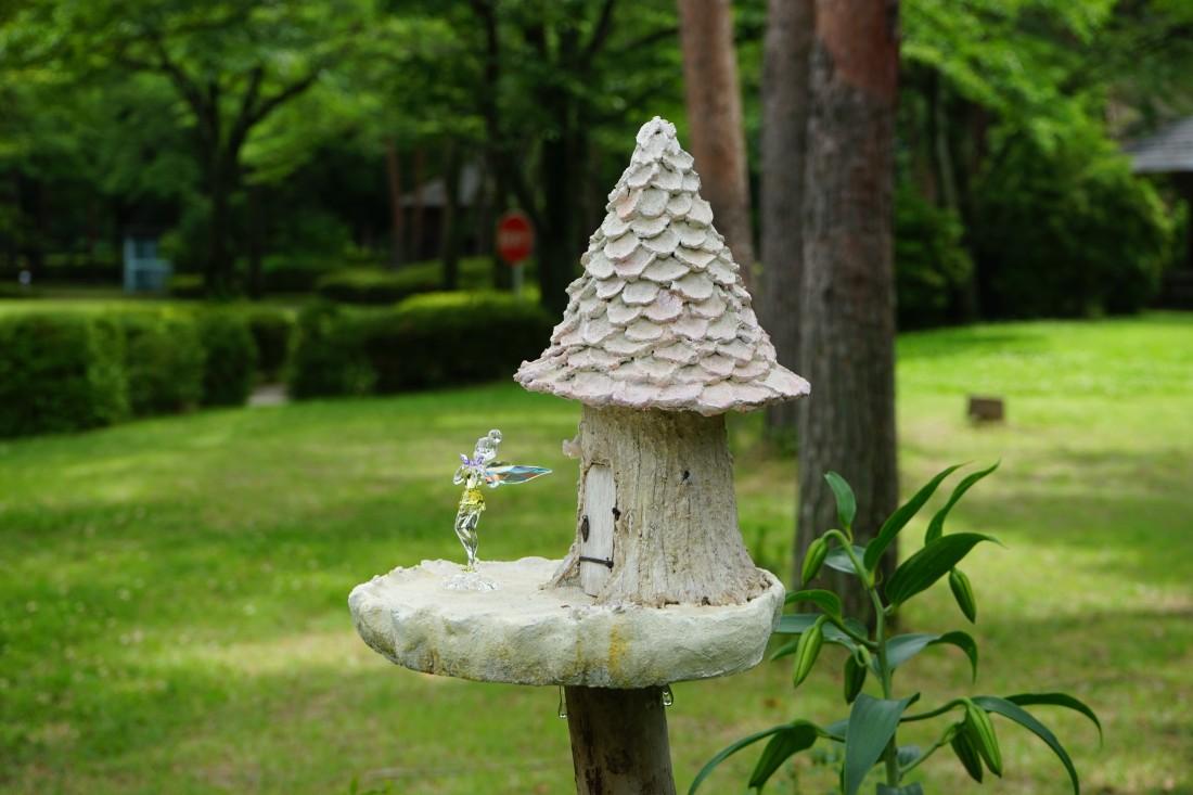 25周年記念花壇