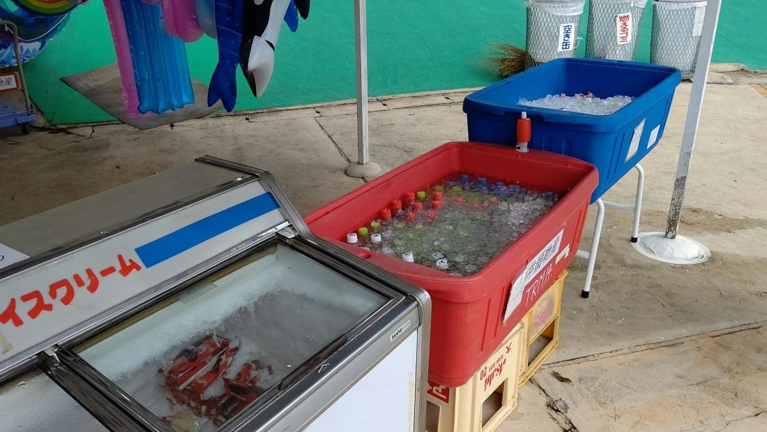 アイス、ジュース各種