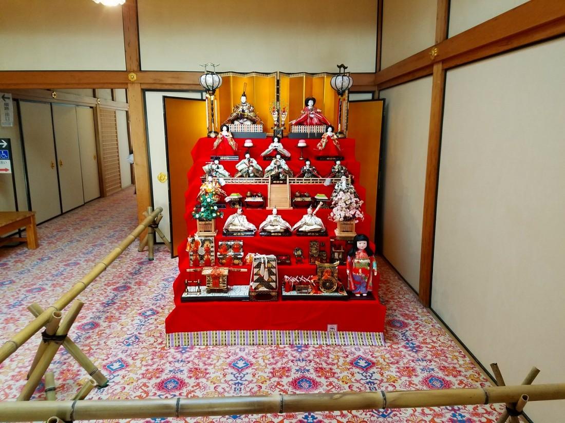 第13回 日光鉢石宿のおひなさま