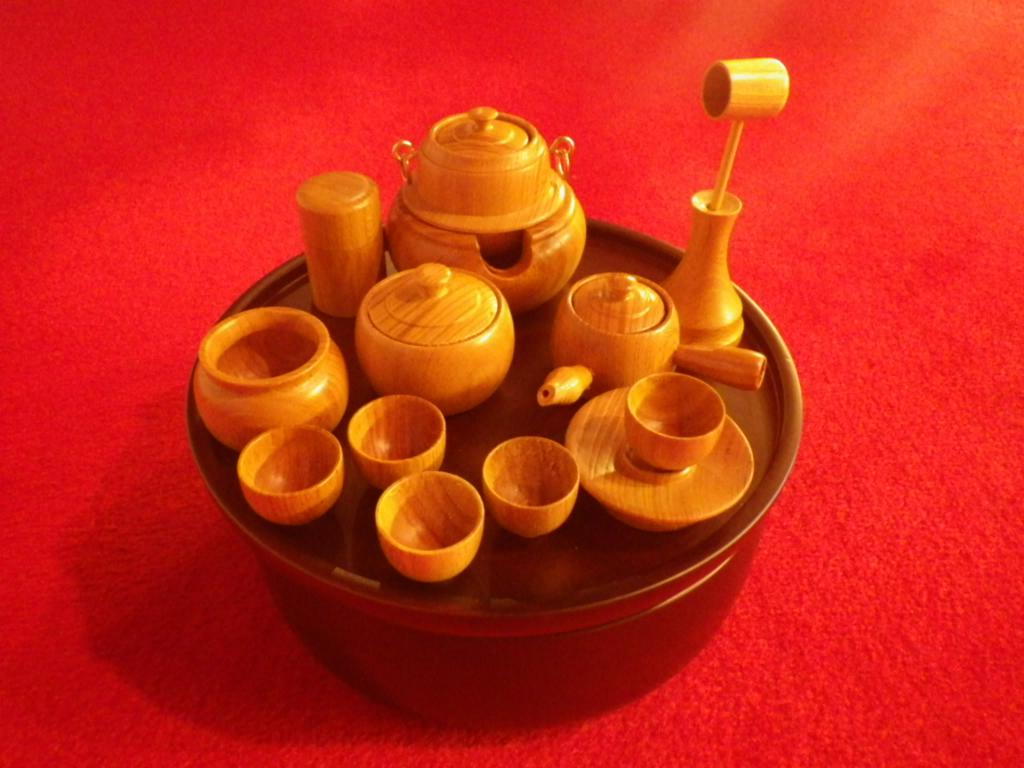 日光茶道具