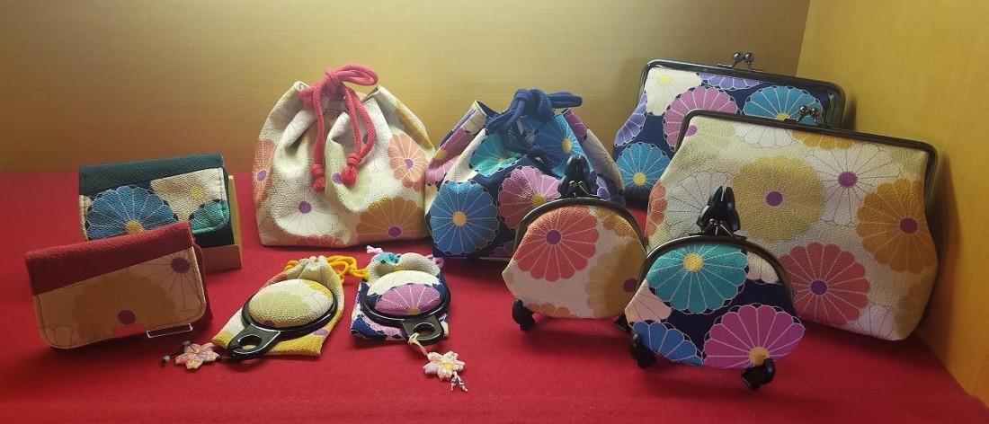 菊友禅オリジナル商品