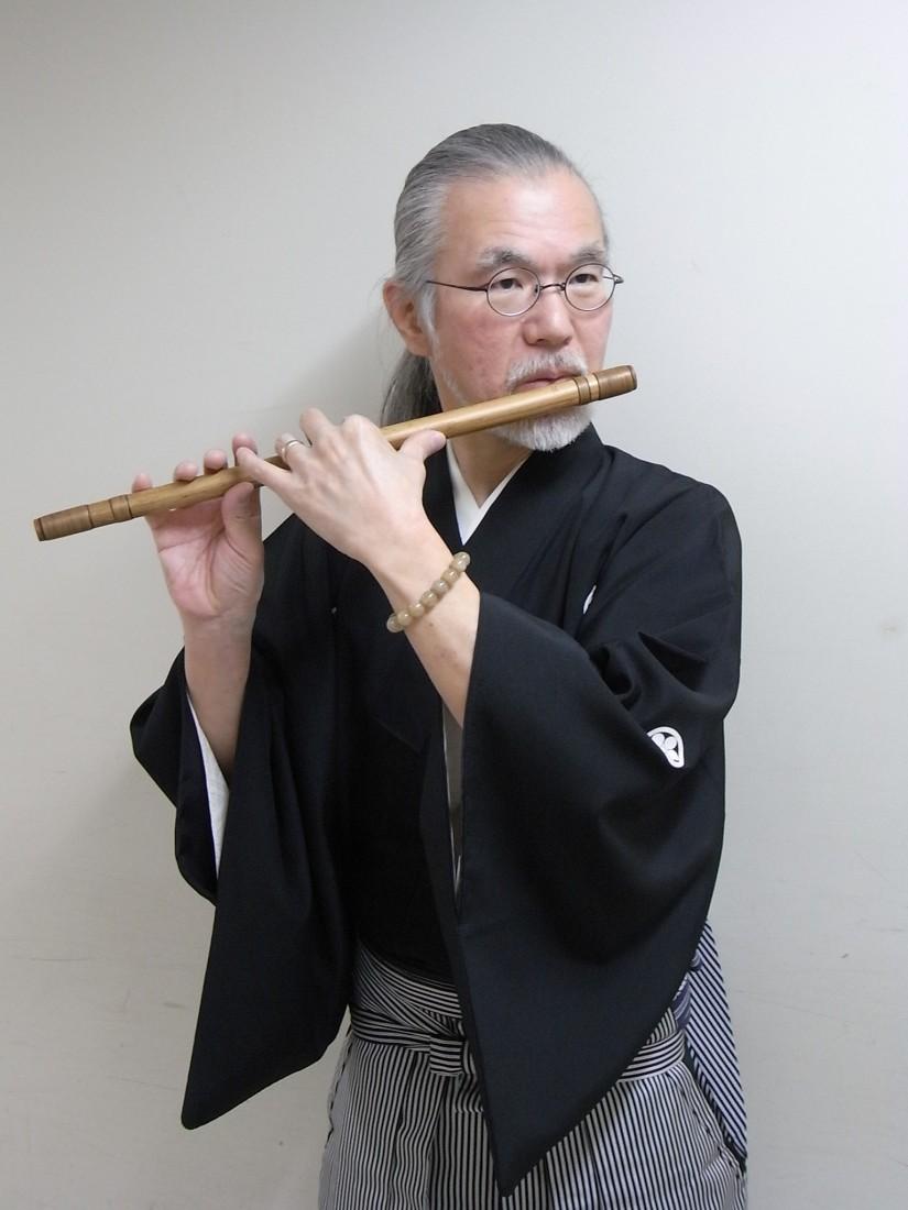 狩野 嘉宏【横笛・能管】