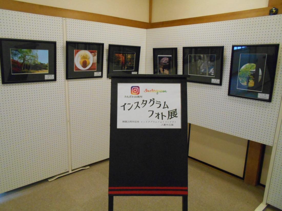【開園20周年特別展示】インスタグラムフォト展
