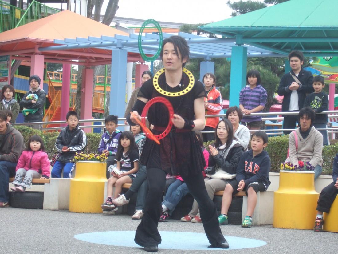ミヤム★ジャグリングショー