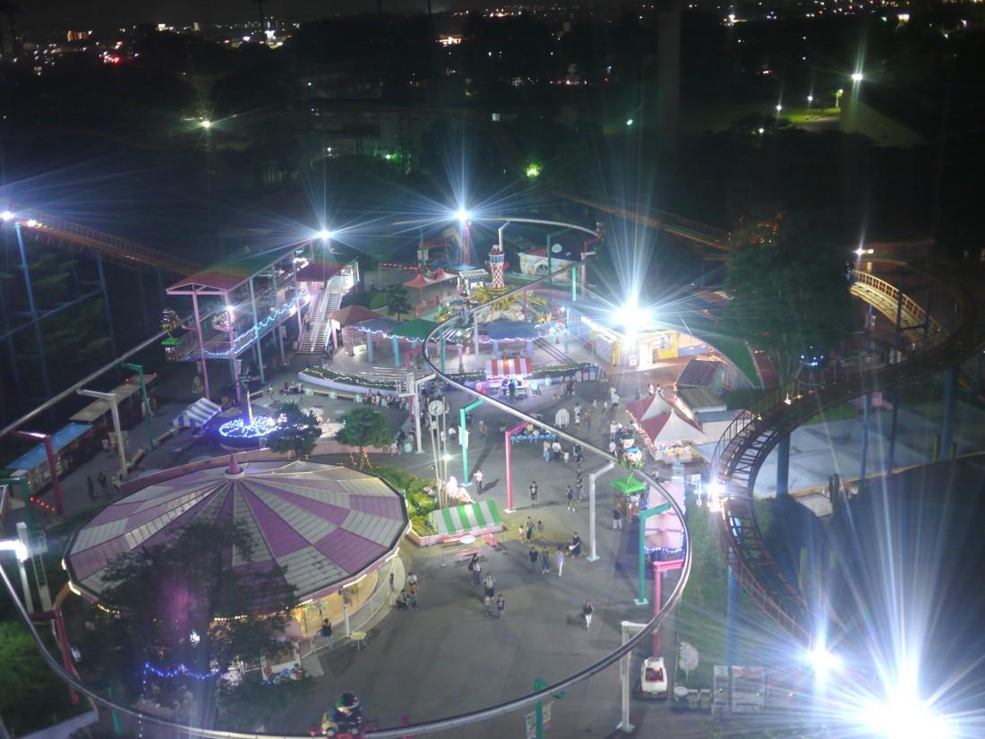 夜まで遊べる「サマーナイトゆうえんち2021」開催