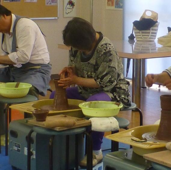 大人の陶芸教室『10月コース』