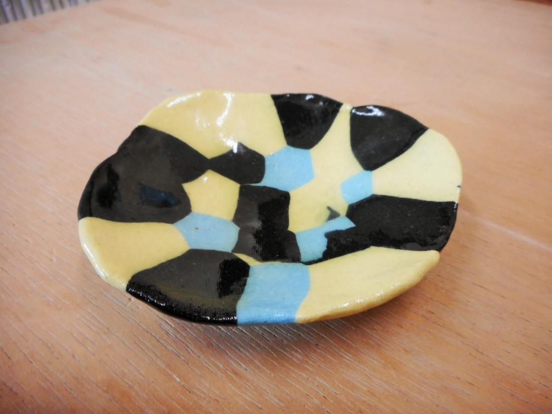 大人の陶芸教室『色粘土』