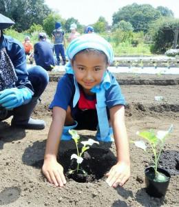 20190907秋野菜の植付 (172)